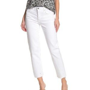 GRLFRND Helena High-Rise Straight Crop Jean Size30